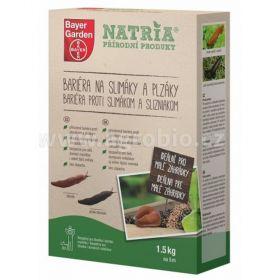 Natria bariera na slimáky a plzáky 1,5kg