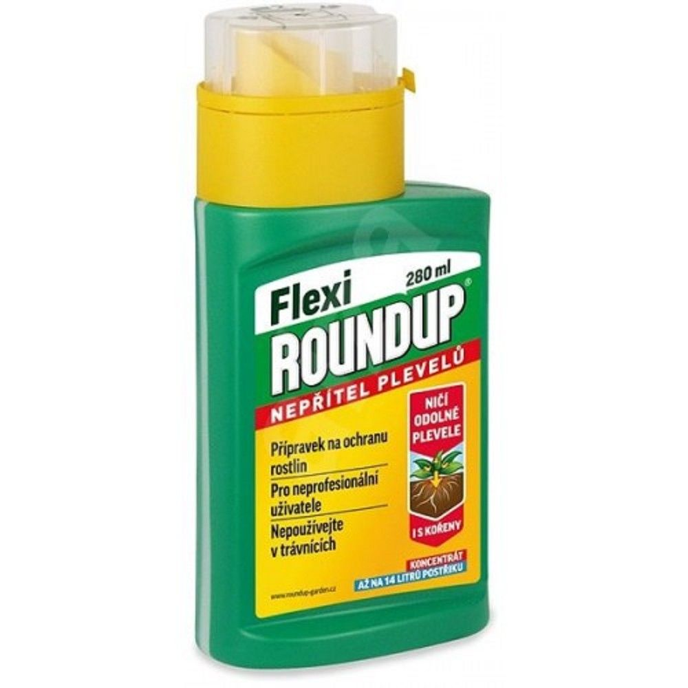 Roundup Flexi 280ml-koncentrát Ostatní