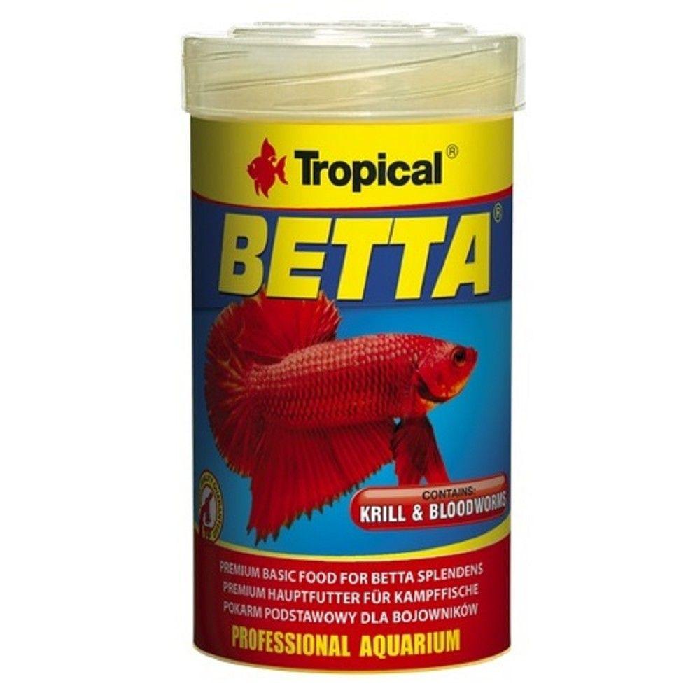 Tropical Betta 100ml Ostatní