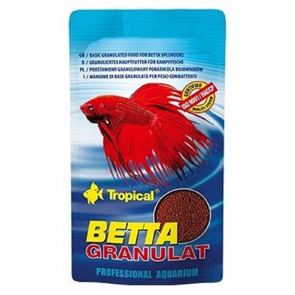 Tropical Betta granulát 10g sáček Ostatní