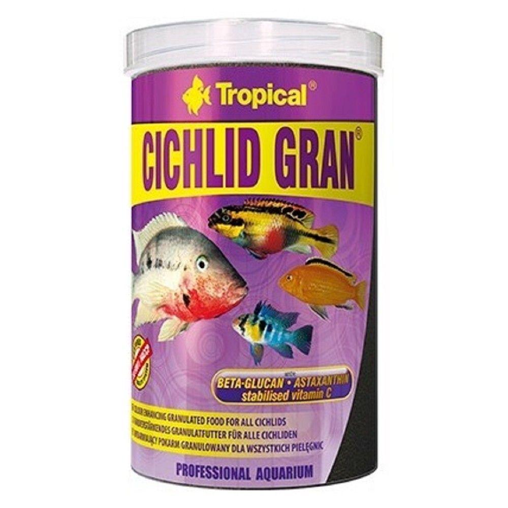Tropical Cichlid Gran 250ml Ostatní