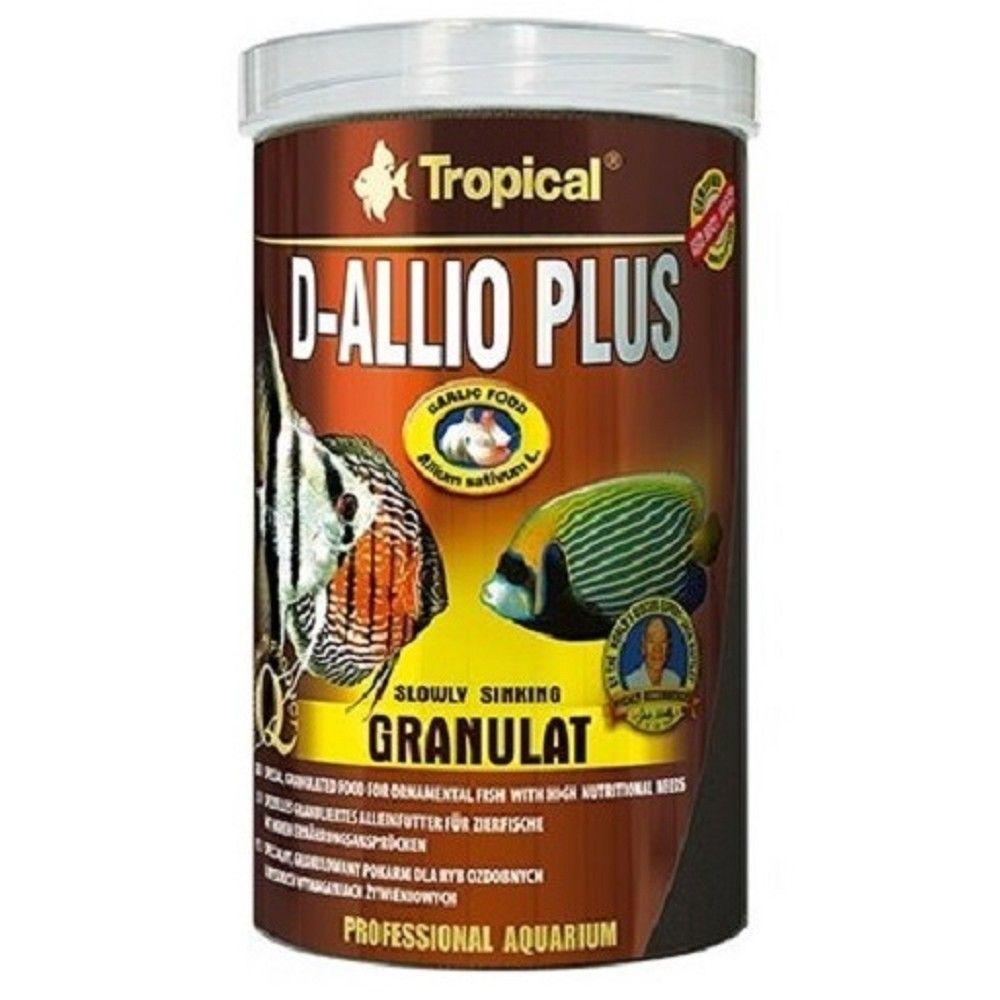 Tropical D-Allio Plus 250ml granulát Ostatní
