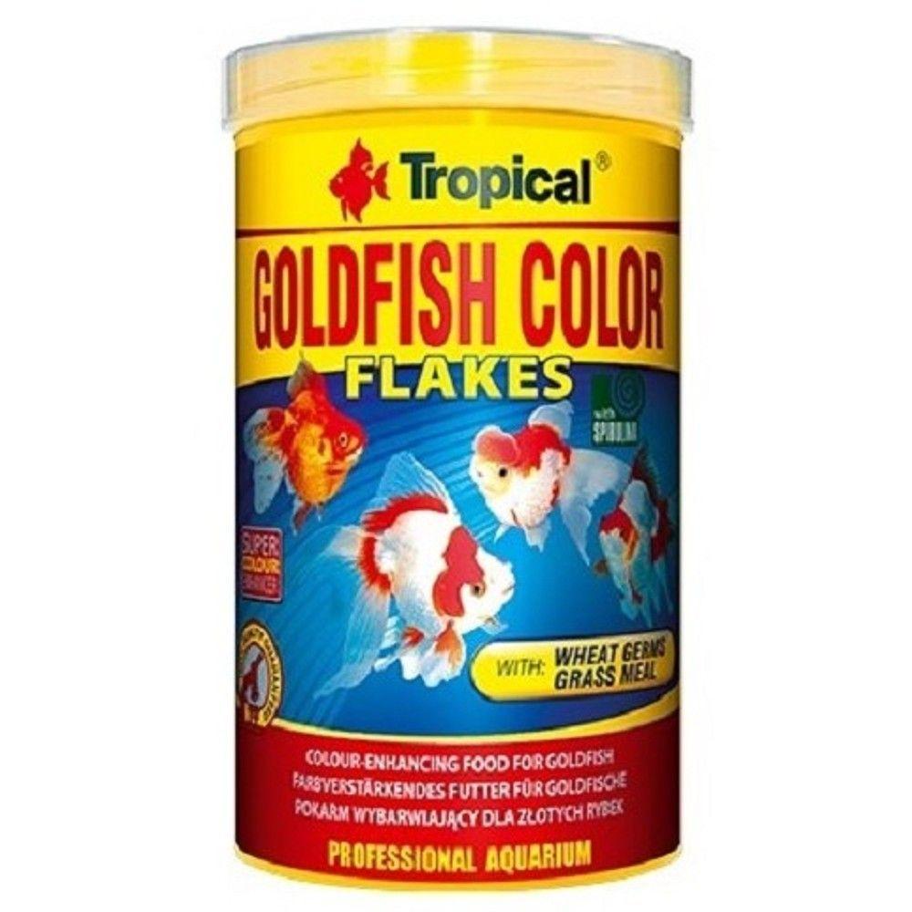 Tropical Goldfish Color 500ml vločky Ostatní