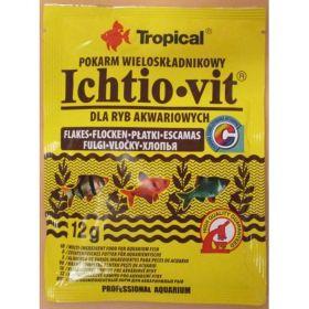 Tropical Ichtio-Vit 12g vločky sáček