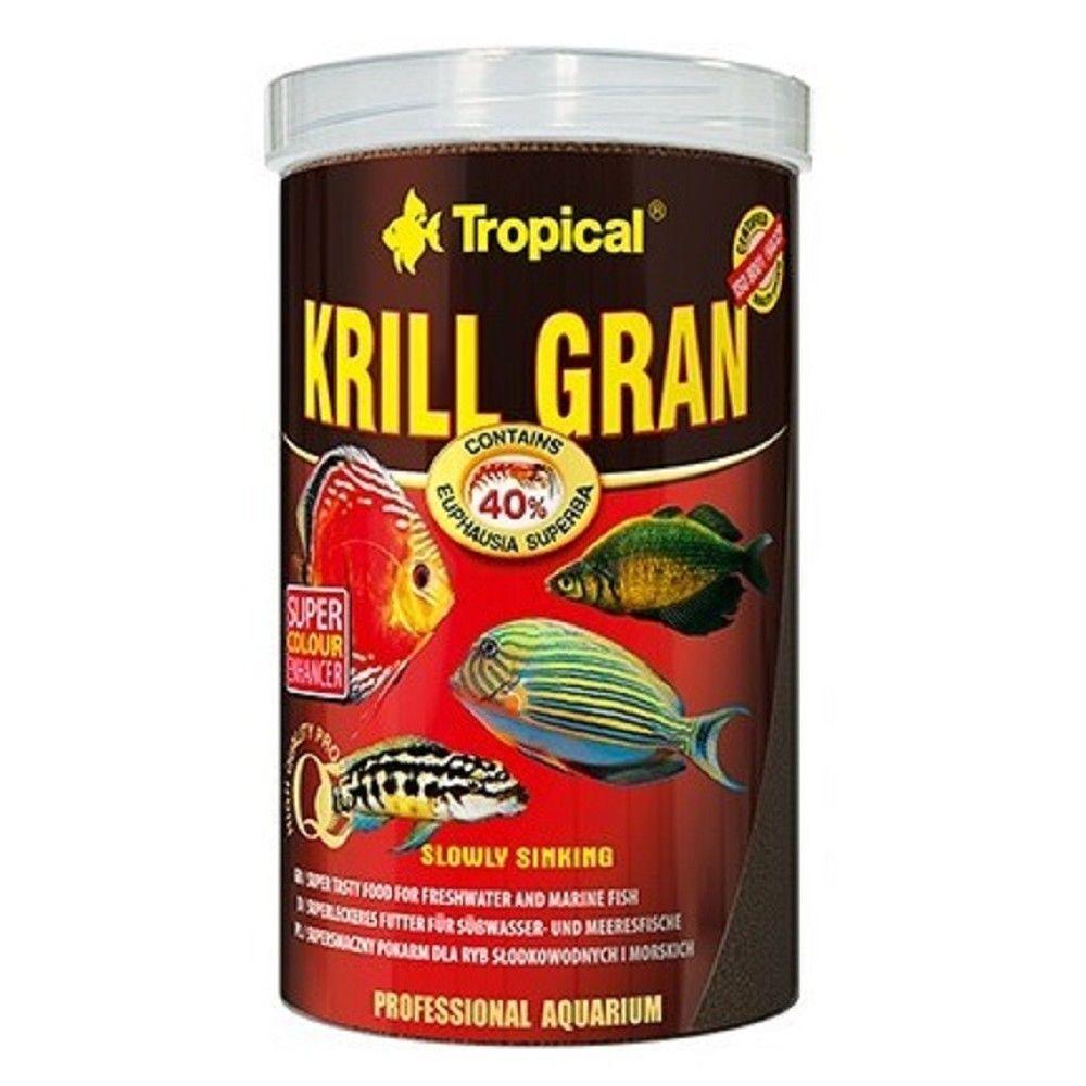 Tropical Krill Gran 100ml Ostatní