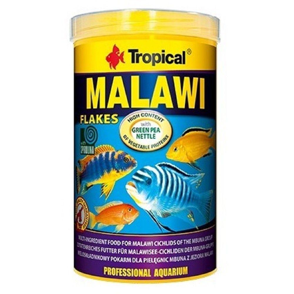 Tropical Malawi 1000ml vločky Ostatní