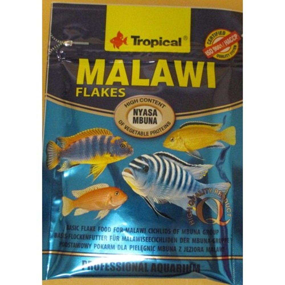 Tropical Malawi 12g vločky sáček Ostatní
