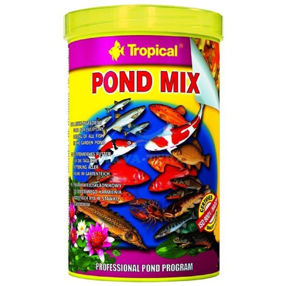 Tropical Pond Mix 1000ml Ostatní