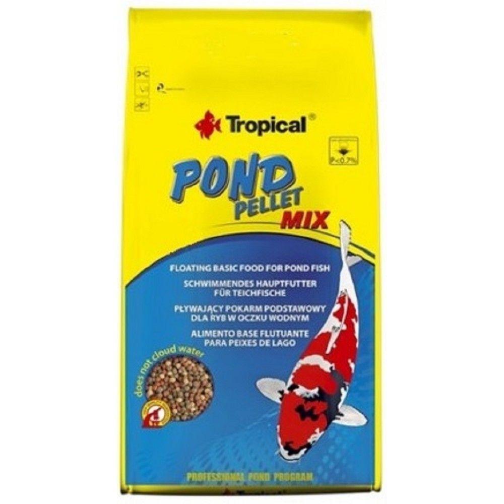 Tropical Pond Pellet Mix 5l sáček Ostatní