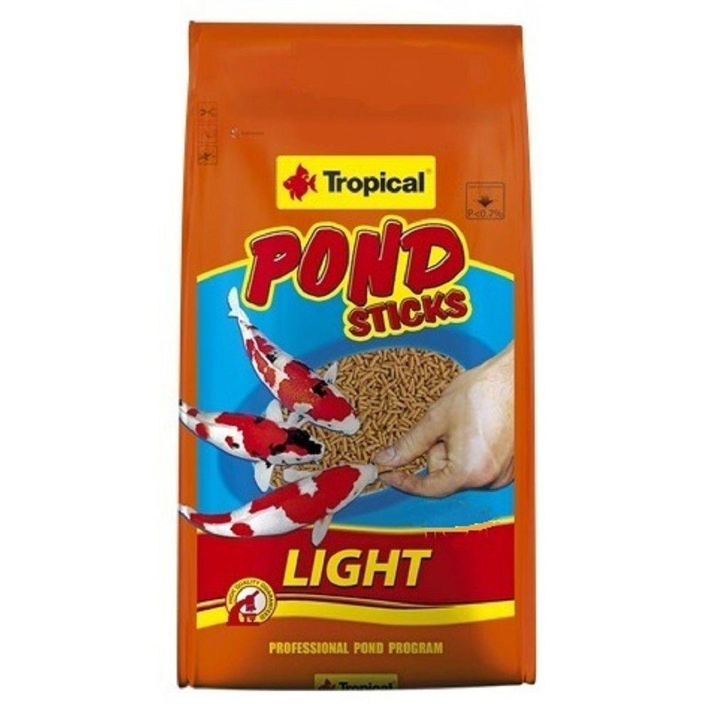 Tropical Pond Sticks Light sáček 1000ml Ostatní