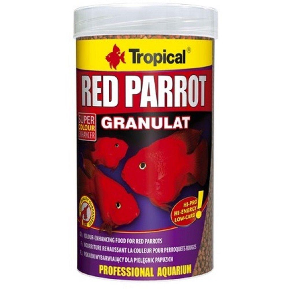 Tropical Red Parrot granulat 1000ml Ostatní