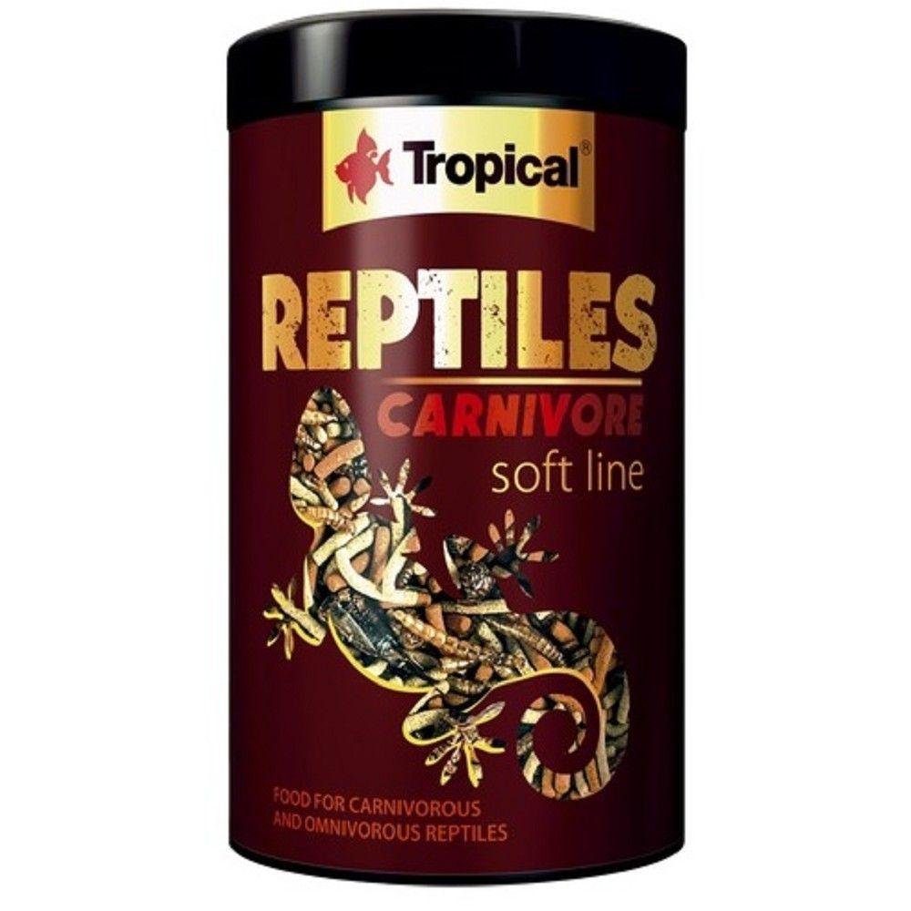 Tropical Reptiles Carnivore soft 1000ml Ostatní