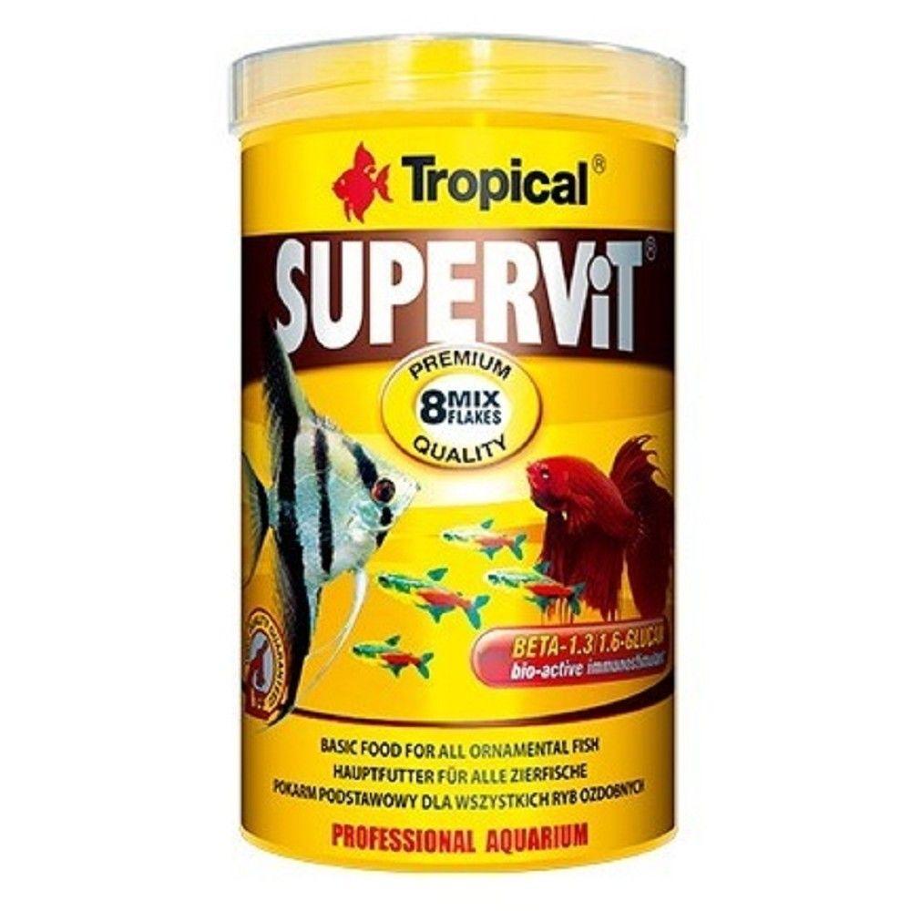 Tropical Supervit 100ml vločky Ostatní