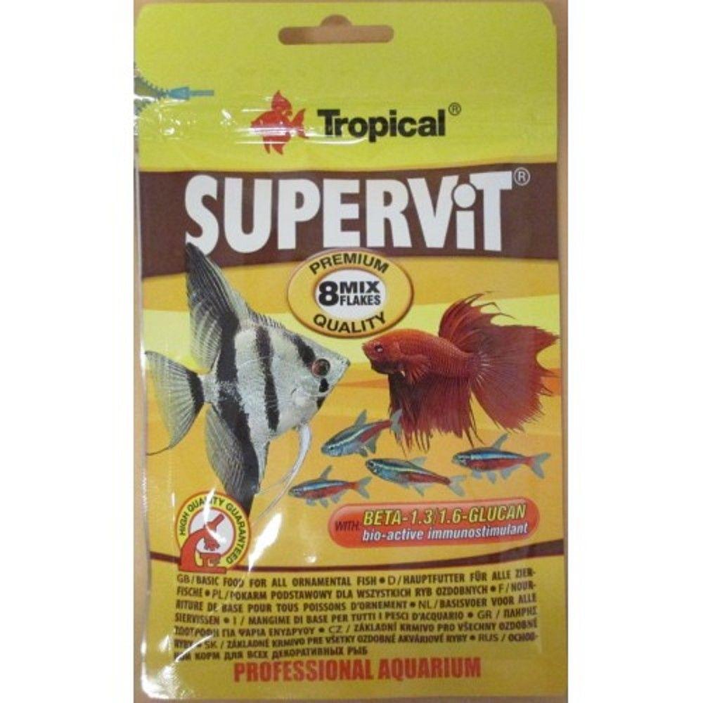 Tropical Supervit 12g vločky sáček Ostatní