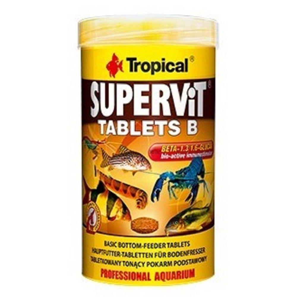 Tropical Supervit 250ml tablety B na dno Ostatní
