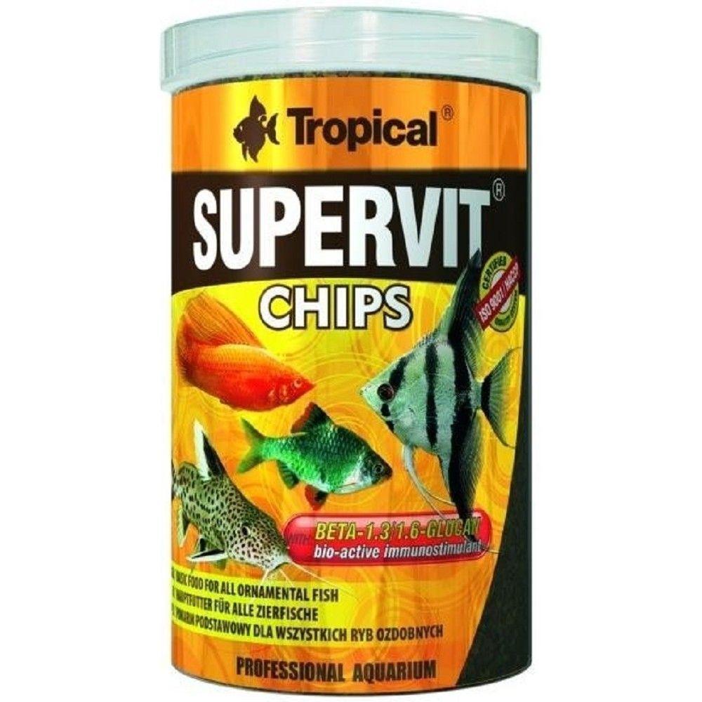 Tropical Supervit Chips 100ml Ostatní