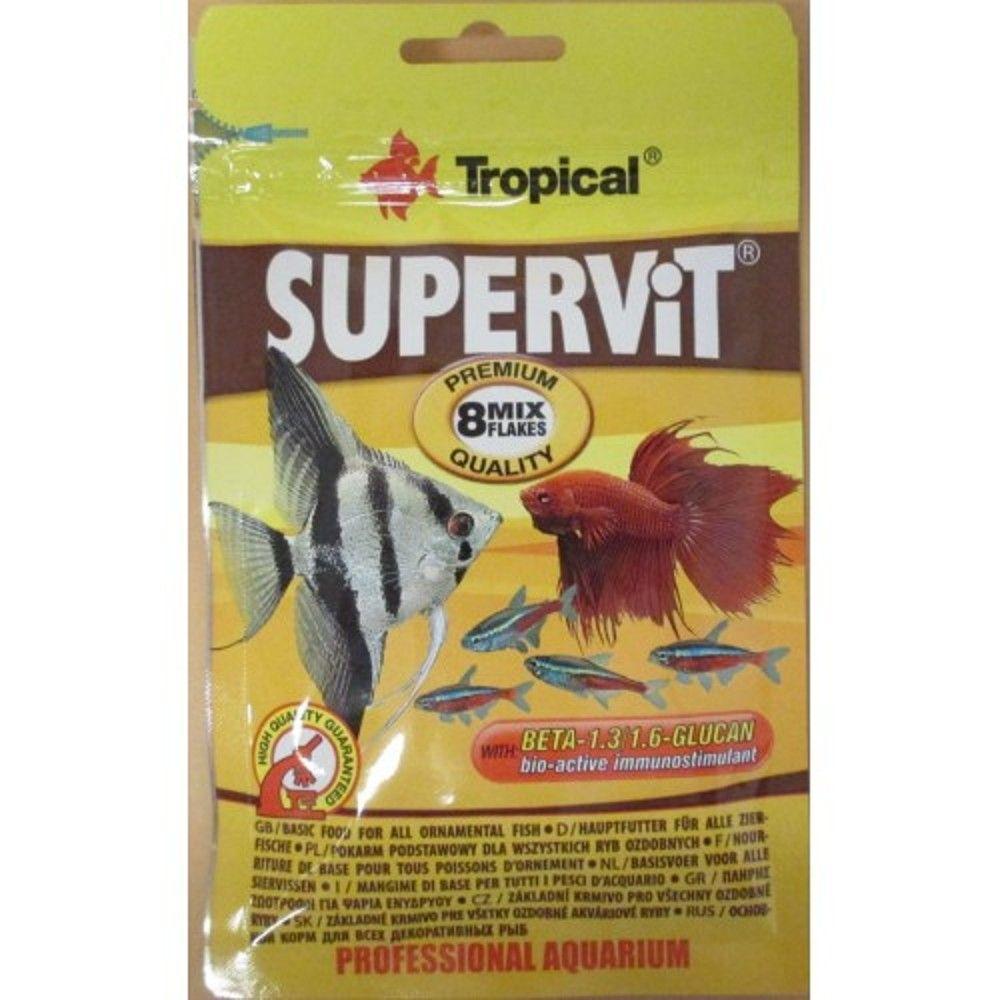 Tropical Supervit granulát 10g sáček Ostatní