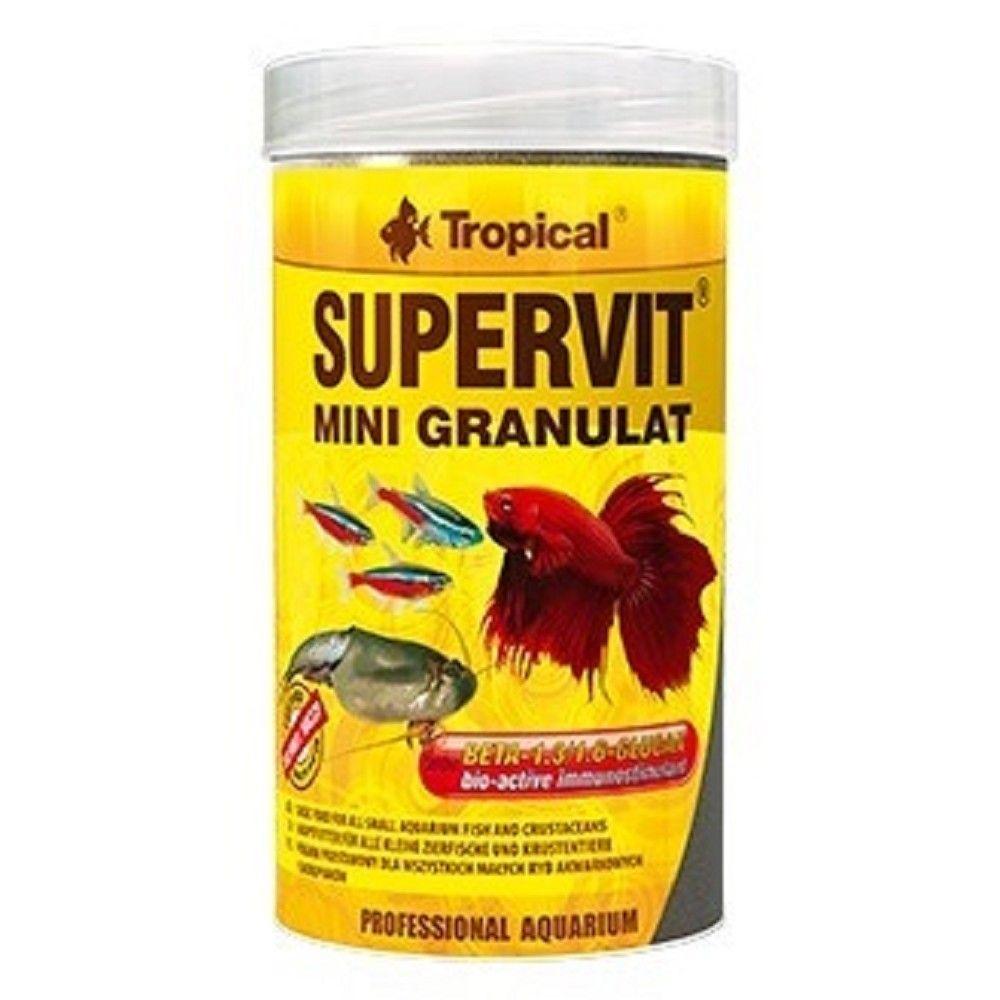 Tropical Supervit Mini granulát 100ml Ostatní