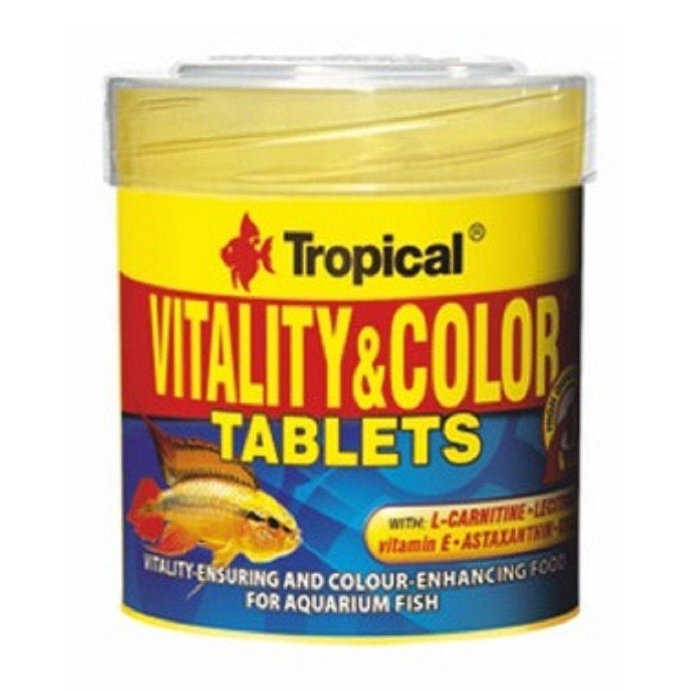 Tropical Vitality-Color 50ml Tablety Ostatní