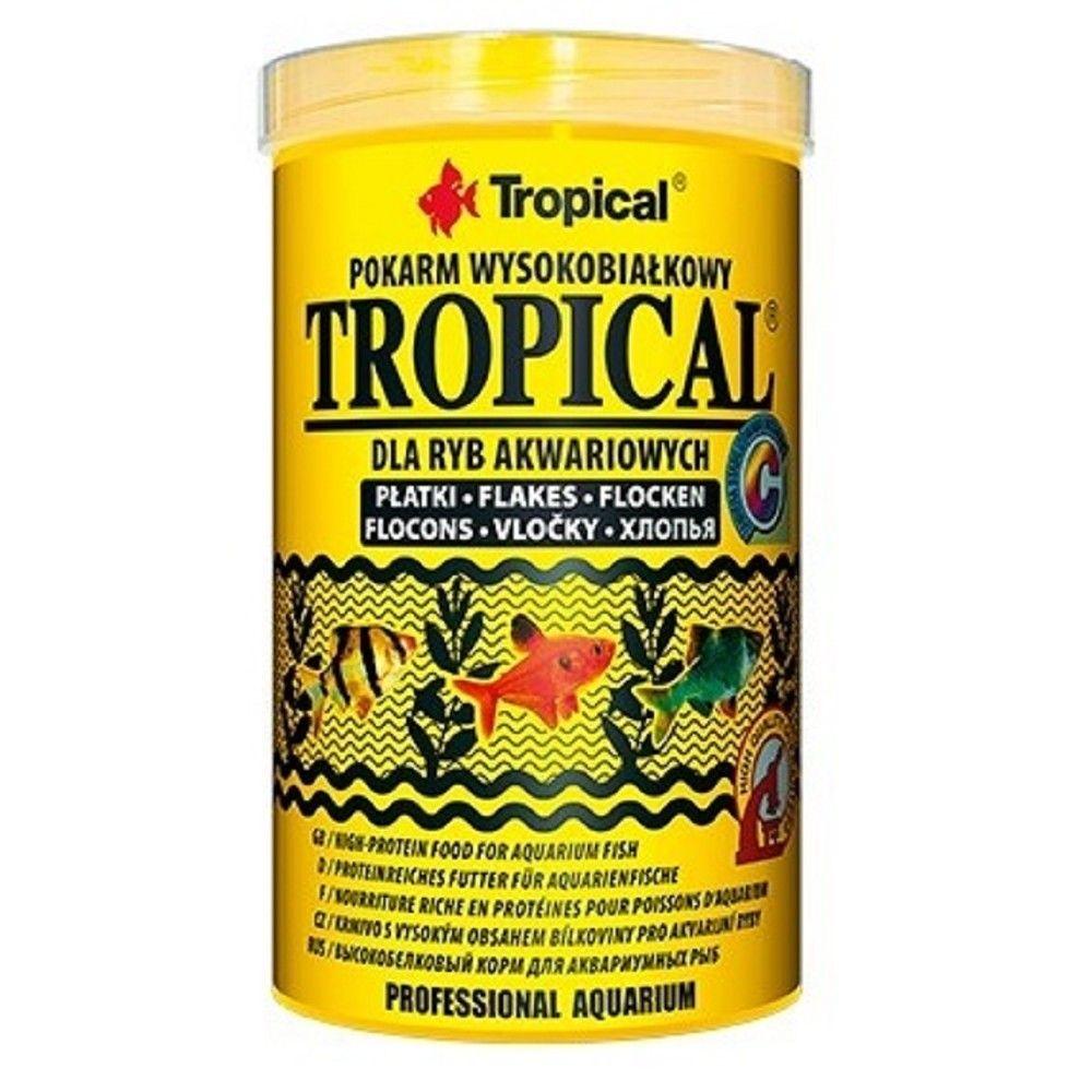 Tropical vločky 100ml Ostatní