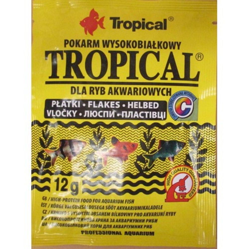 Tropical vločky 12g sáček Ostatní