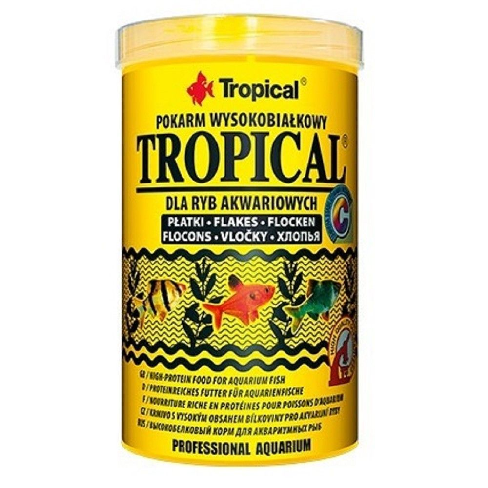 Tropical vločky 500ml Ostatní
