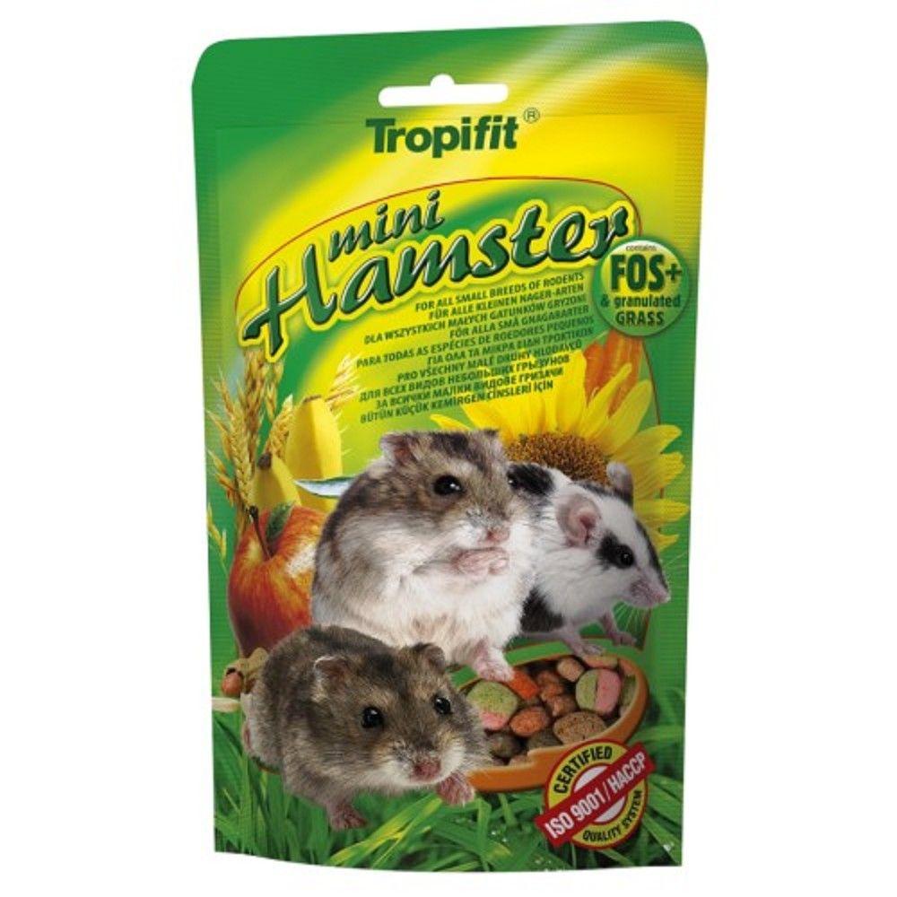 Tropifit 150g Mini Hamster-krmivo pro malé hlodavce Ostatní