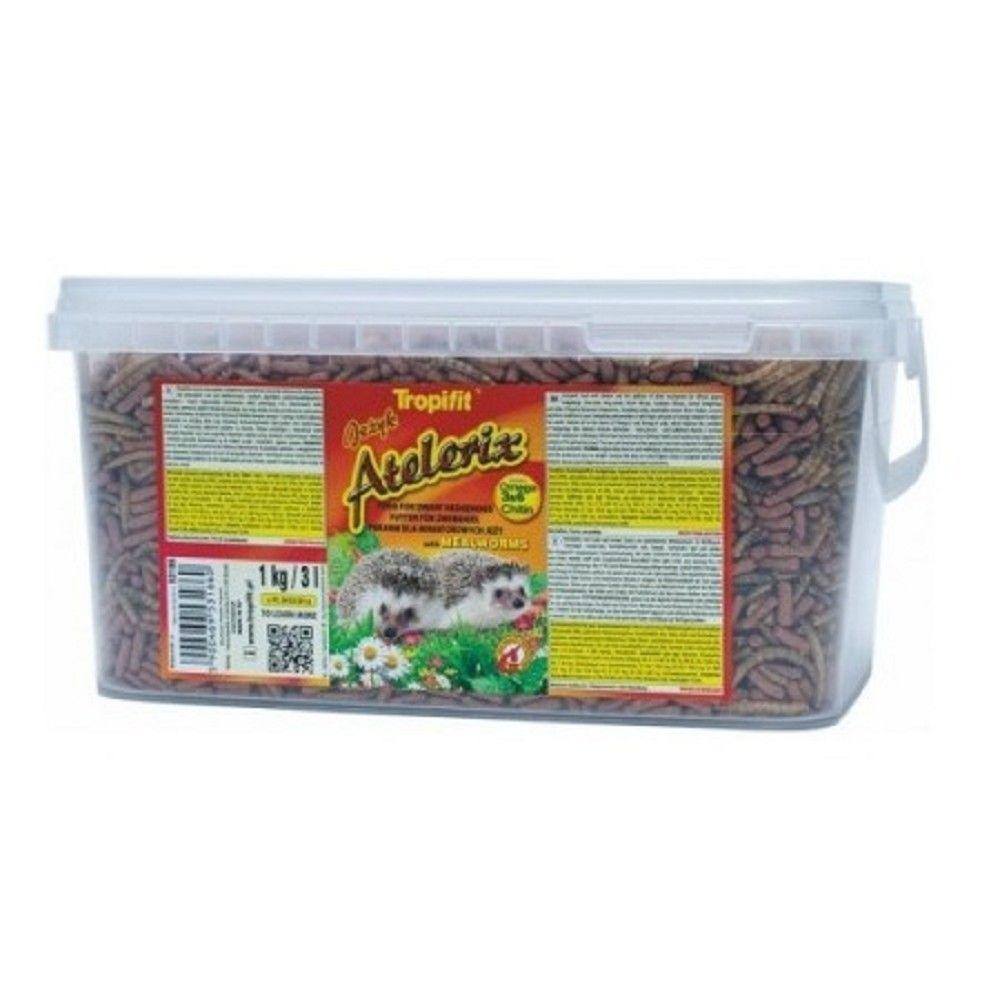 Tropifit 1kg Atelerix-krmivo pro mini ježky Ostatní
