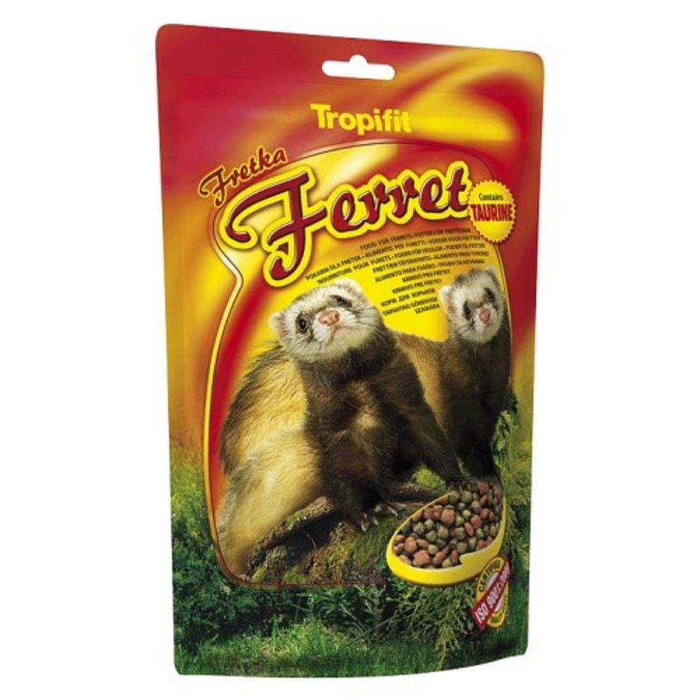 Tropifit 400g Ferret-krmivo pro fretky s taurinem Ostatní