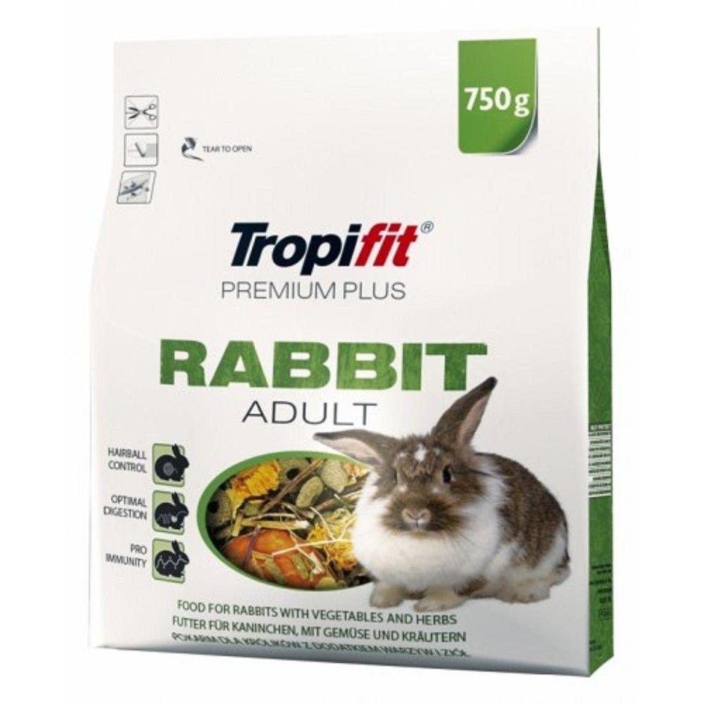 Tropifit 750g Rabbit Adult premium plus Ostatní