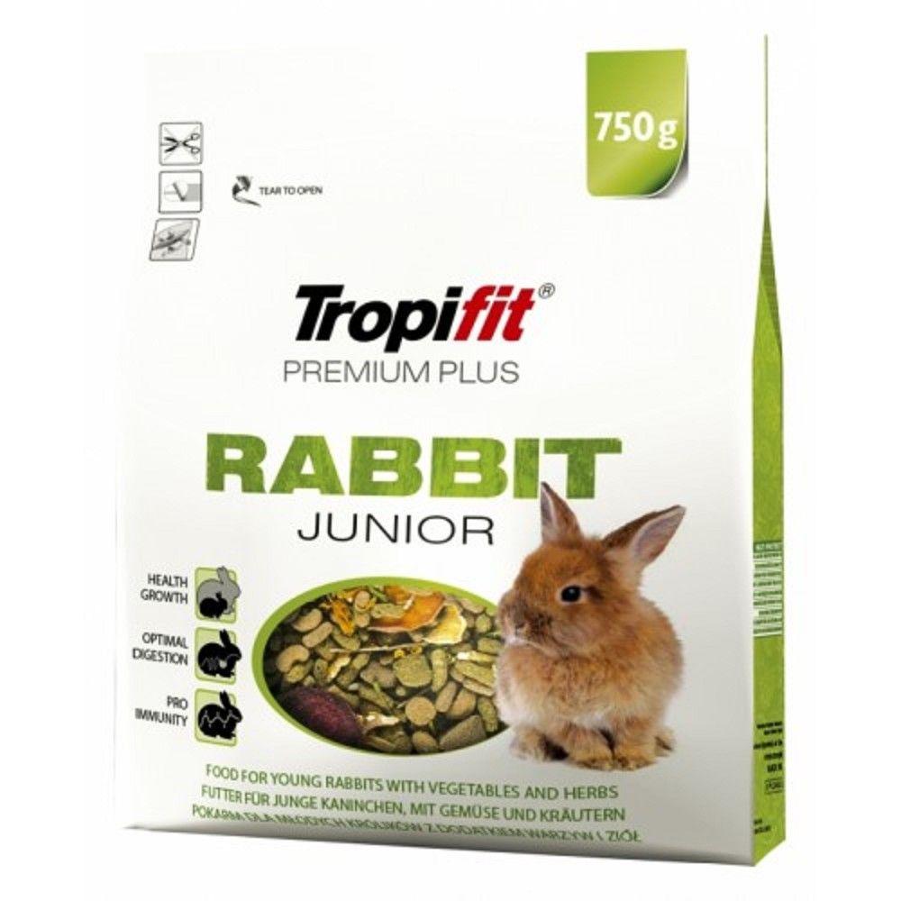Tropifit 750g Rabbit Junior premium plus Ostatní