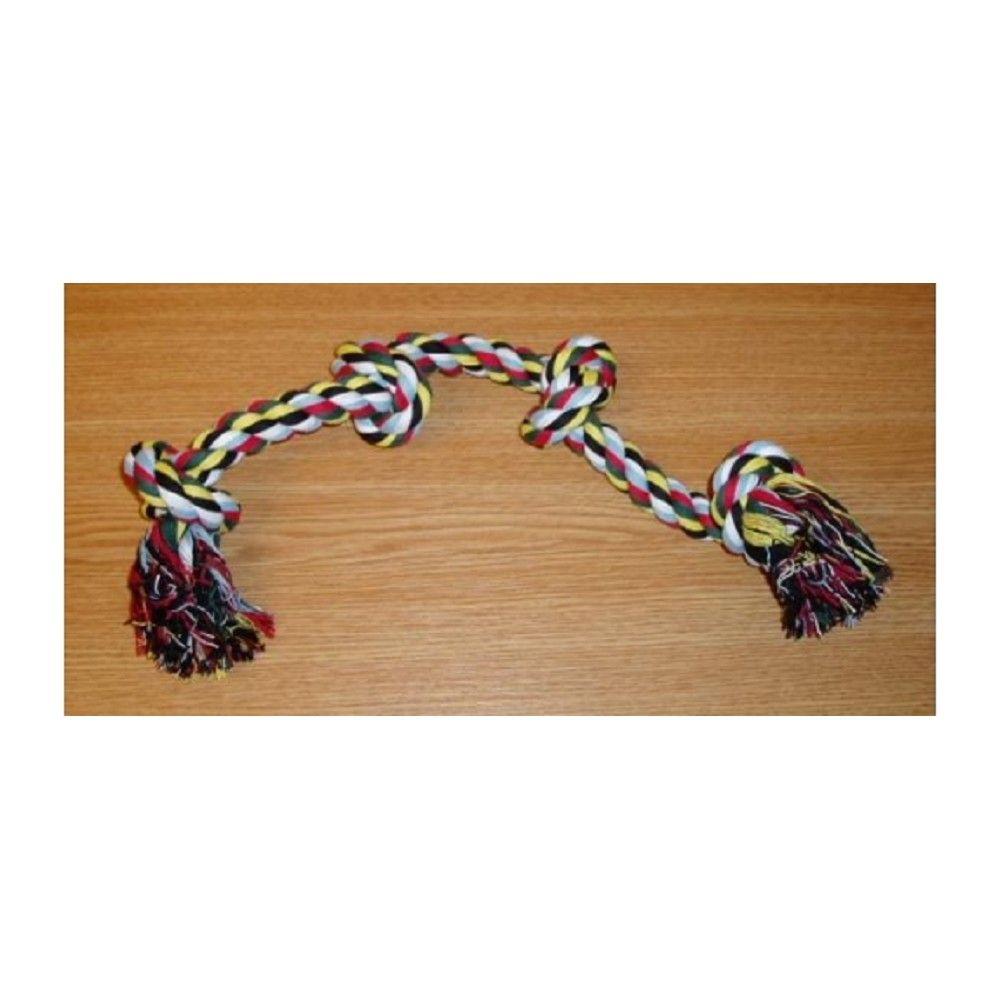 Uzel bavlna barevný 56cm-4 uzly- Ostatní