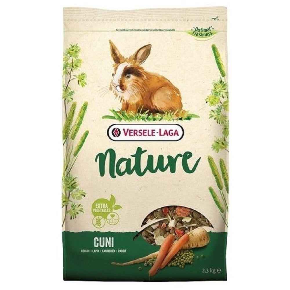 Vers.Laga Nature Cuni-králík 2,3g adult Versele-Laga