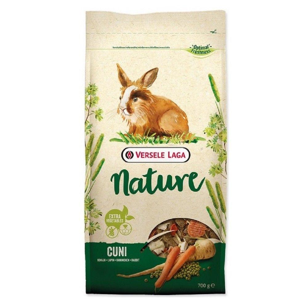 Vers.Laga Nature Cuni-králík 700g adult Versele-Laga