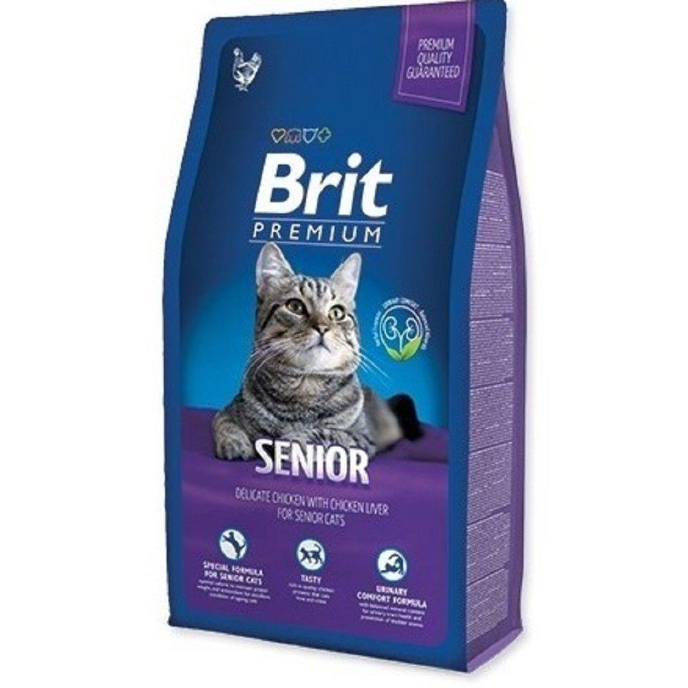 Brit premium 8,0kg cat senior