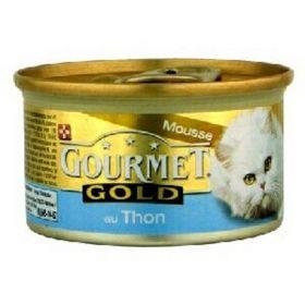 Gourmet  85g gold mořské ryby kous.