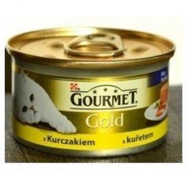 Gourmet  85g gold paštika kuře cat