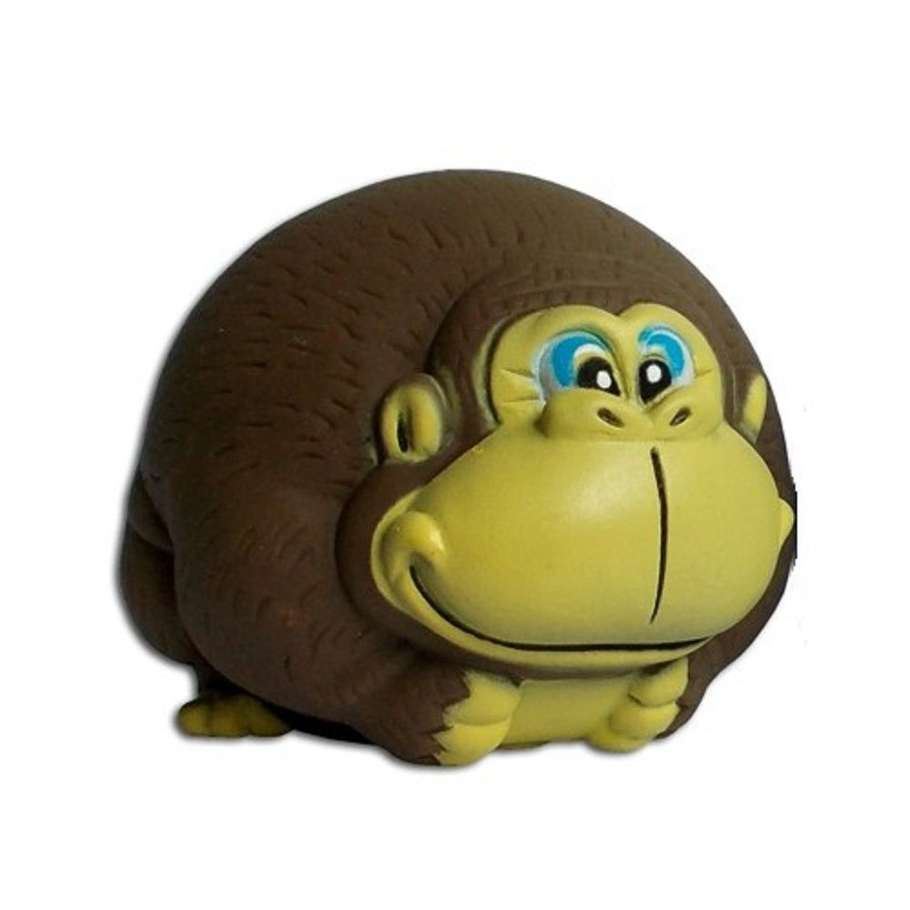 Hračka Opice/Hroch gumová 8cm Ostatní