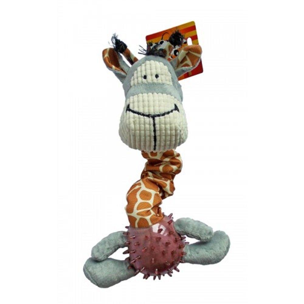 Hračka textil žirafa 39-51cm Ostatní