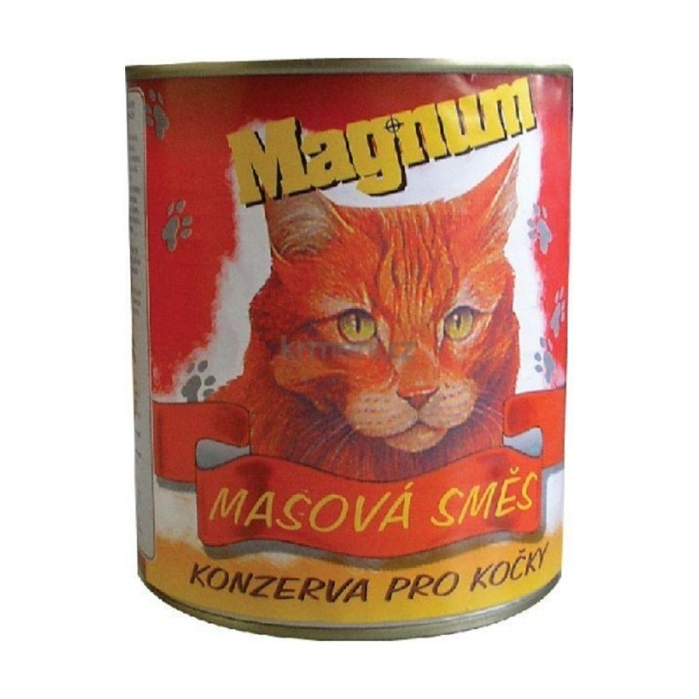 Magnum 855g mas.směs cat Ostatní
