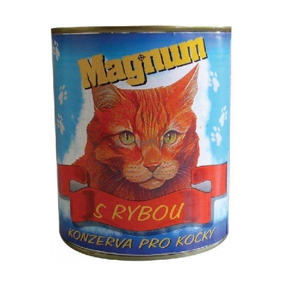 Magnum 855g ryba cat Ostatní