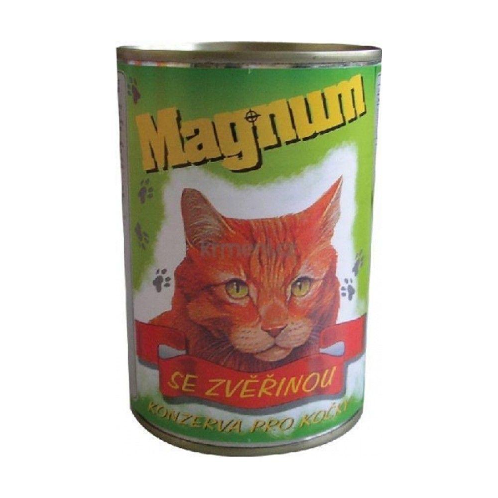 Magnum 855g zvěřina cat Ostatní