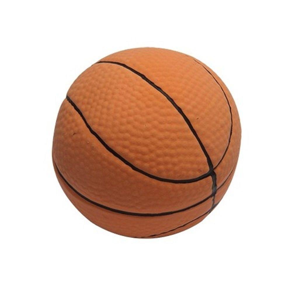 Míč latex basketball 7,3cm Ostatní
