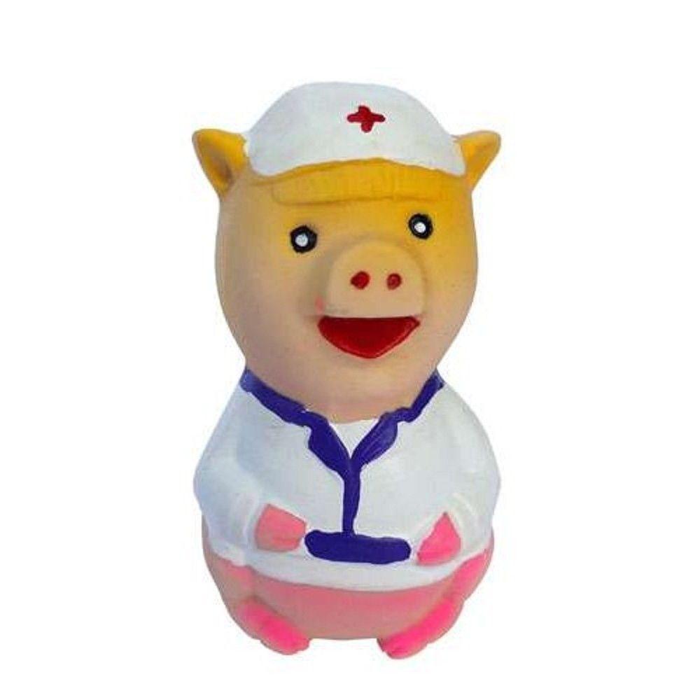 Prase zdravotní sestra 8cm Ostatní