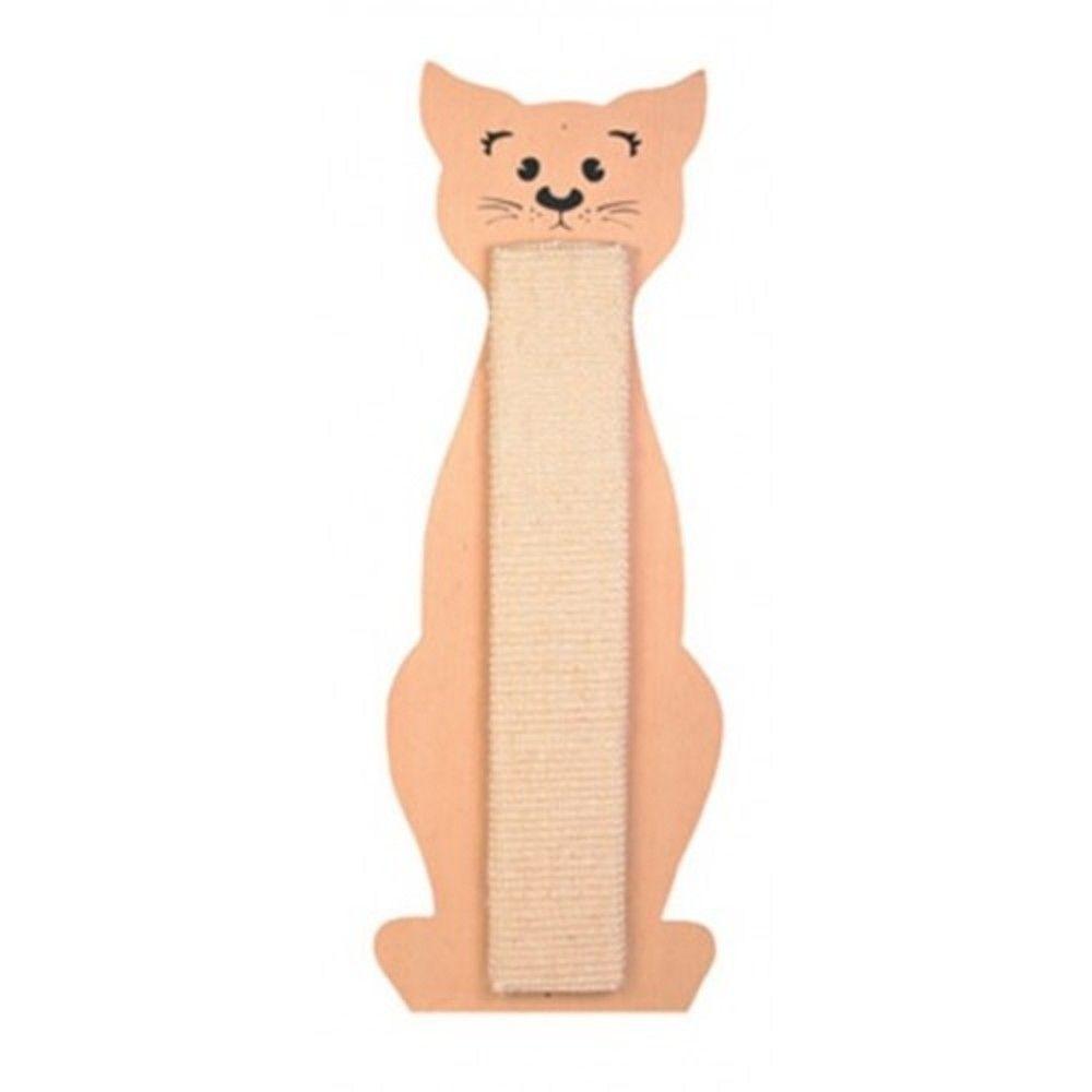 Škrabadlo - kočka malé 17x49cm Ostatní