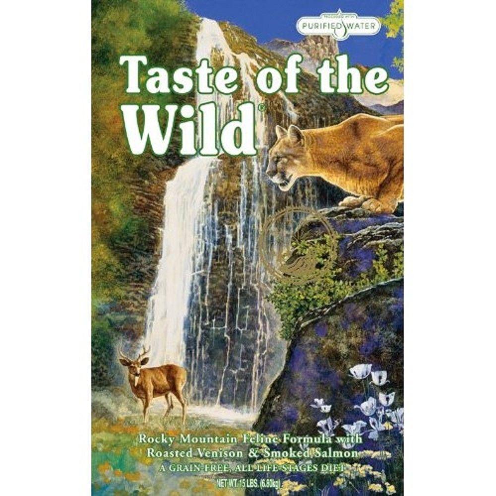 Taste of the Wild 2kg Rocky Mountain feline Ostatní