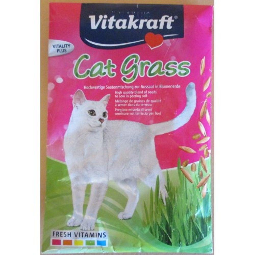 Tráva pro kočky 50g Vitakraft Ostatní