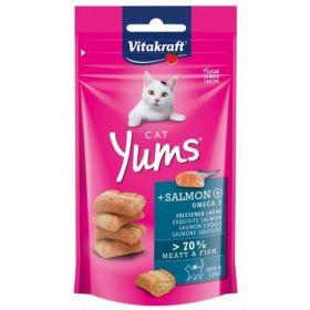 Vit.Cat Yums losos 40g polštářky