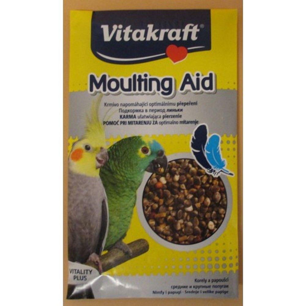 Vit.perle mauserhilfe 25g papoušek Vitakraft