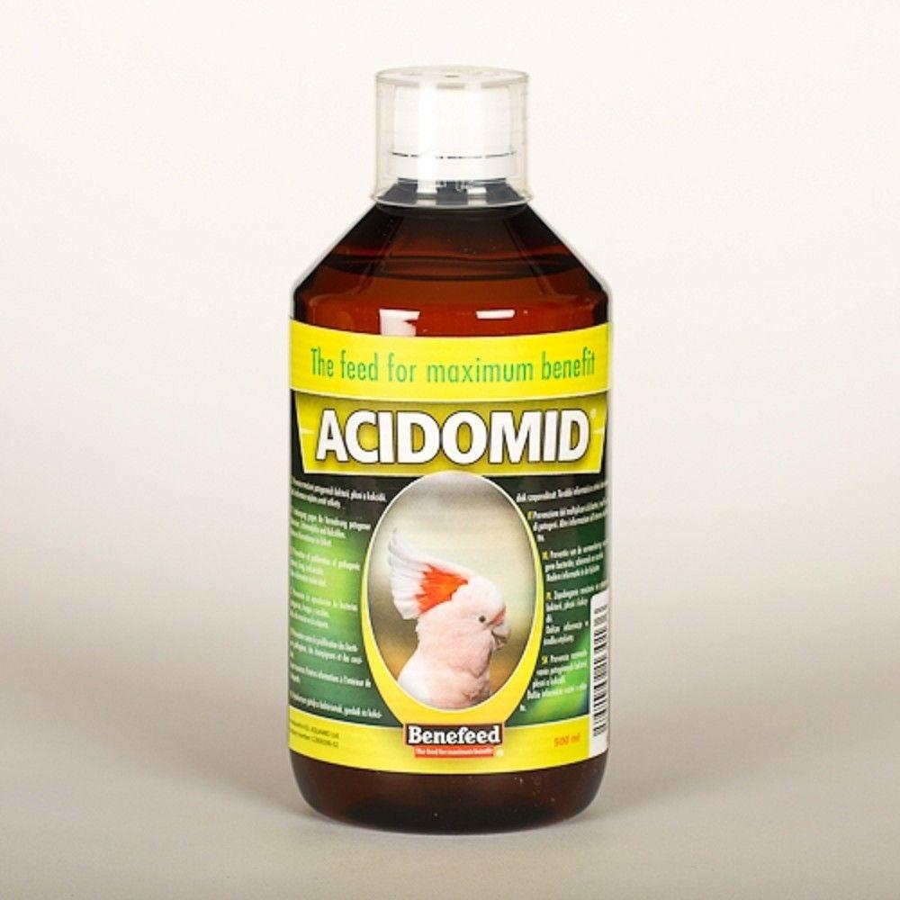 Acidomid E exoti 500ml Ostatní